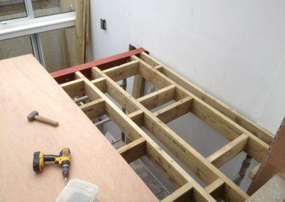 Extra floor Chiswick
