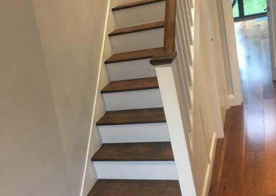 Renovation stairs Whitton
